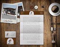 Identidad Visual - Coffee Station
