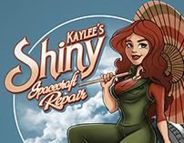 Kaylee's Shiny Spacecraft Repair