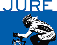 Jure Robic Commemorative Poster