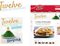 Bisquick Holiday Campaign