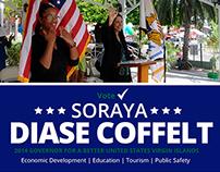 Soraya Diase Coffelt for Governor Campaign