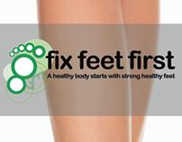 Fix Feet First Booklet