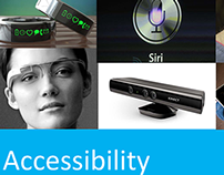 Rediscovering Accessibility for Future Tech!