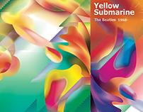 yellow submarine -poster