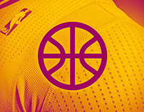NBA Sleeved Uniforms