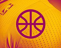 NBA Sleeved Uniforms
