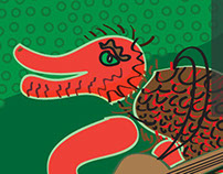 Cartel sexto encuentro de jaraneros