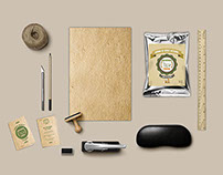 Identidad Visual - Cricket Food