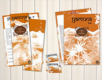 Identidad Visual - Yamuna Bar