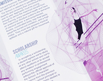 Dance Industry Brand Identity + Print | BALLET ACAD