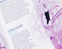 Dance Industry Brand Identity + Print | BALLET ACAD