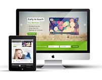 Webpage Desing