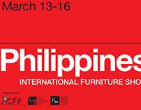 Philippine International Furniture Show March 2014