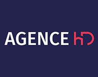 Agence HD - Brand Identity