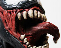 Venom Sculpture