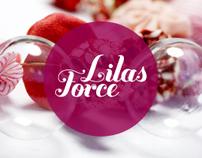 Lilas Force, Souffleuse de verre et Plasticienne