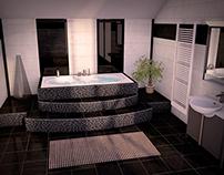 CGI Architecture - Bathroom