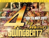 Swingbeatz 4 Year Anniversary Promotional Video
