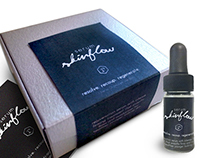 SKINFLOW - LOGO & PACKAGING