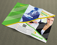 Business Trifold Template