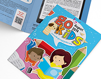 National Library Board (NLB) Go Kids August 2014 issue