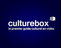 Culturebox pour France Télévisions
