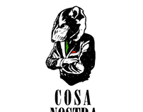 Cosa Nostra Brand & Packaging