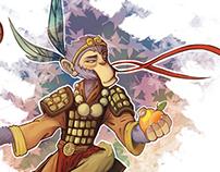 Sun Wukong, the Monkey King