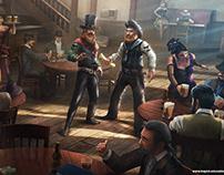 Saloon Shootout