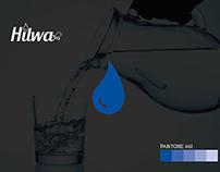 Hilwa branding logo