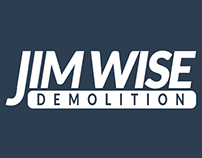 Demolition Company - Web Design