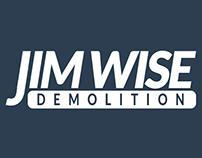 Demolition Company - Web Design