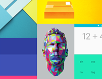 45+ Freebies For Android L & Google Material Design