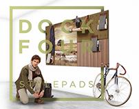 DOCK FOUR — STYLEPADS