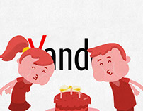 Yandex - Happy Birthday