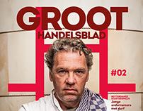 Groot Handelsgebouw magazine