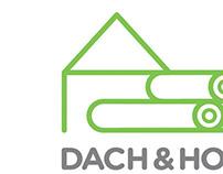 Dach & Holz Logo