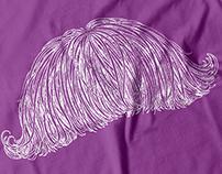 Movember T-shirts
