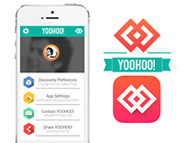 YOOHOO! -Iphone/Android App design