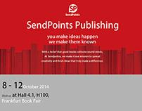 SendPoints at Frankfurt Book Fair 2014