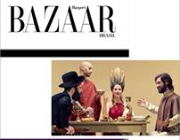 HARPER's BAZAAR Brazil - Lux Et Filum - Sept.2014