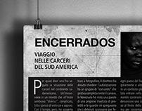 """""""Encerrados"""" di Valerio Bispuri"""