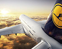 Lufthansa Airlines Website Case Study