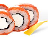 SushiMix / web design