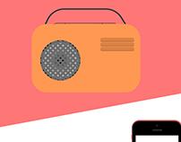 Concept Radio App
