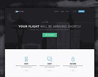 airCloud - Hosting Website