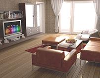 interior design (3dsmax)