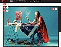 MARIECLAIRE It - Lux Et Filum - Sept.2014