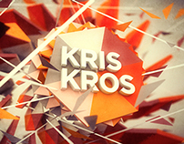 KRIS KROS logo animation