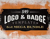 549 logo/badge/insignia - biggest logo bundle ever!